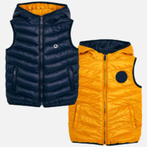 Mayoral Padded Reversible Gilet 4466