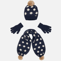 Mayoral Hat, Scarf and Gloves Set 10507