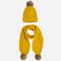 Mayoral Scarf and Beanie Hat Set 10508