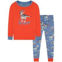 Hatley Sleepasaurus Pyjama Set