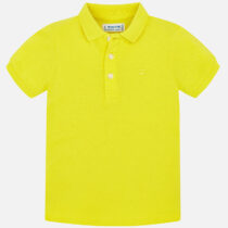 Mayoral Basic Short Sleeved Polo Shirt 150