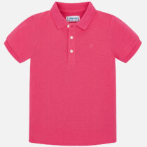 Mayoral Basic Short Sleeved Polo 150