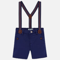 Mayoral Bermuda Shorts with Braces 1244