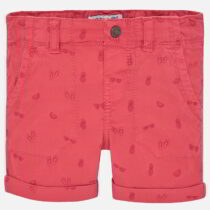 Mayoral Mini-Pattern Bermuda Shorts 1246