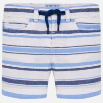 Mayoral Striped Bermuda Shorts 1249
