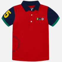 Mayoral Short Sleeved MYRL Polo Shirt 3111