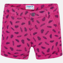 Mayoral Mini-Patterned Bermuda Shorts 3236
