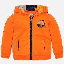 Mayoral Contrast Hoodie Sweatshirt 3427