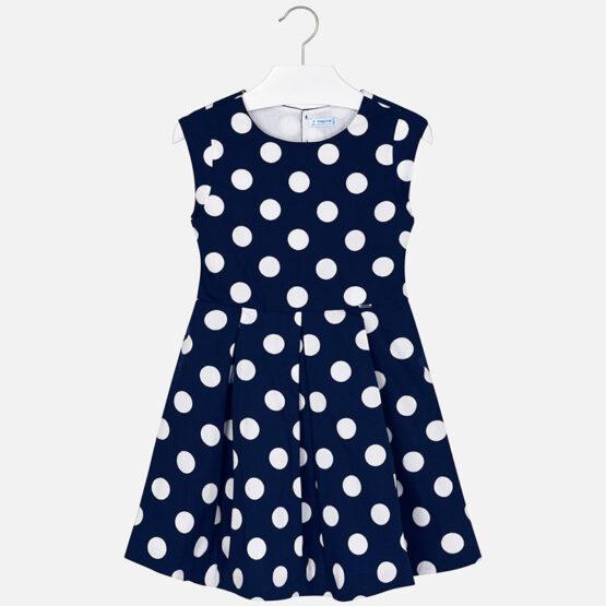 Mayoral Polka Dot Dress 6943