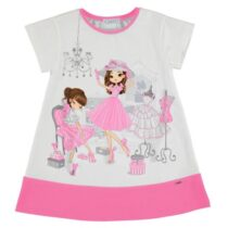 Mayoral Dolls Dress for Girls 3945