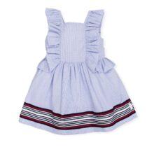 Tutto Piccolo Navy Dress