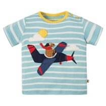 Frugi Atlantic Applique T-Shirt