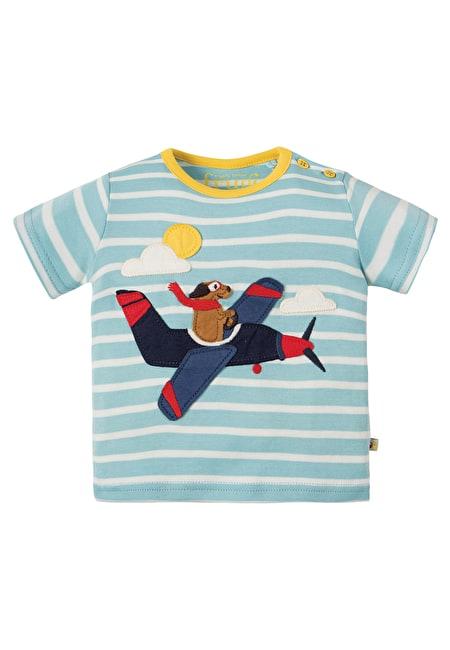 Frugi Atlantic Applique T-Shirt