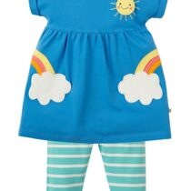 Frugi Olive Outfit