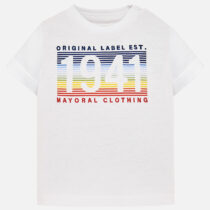 Mayoral Short-Sleeved 1941 T-Shirt 106