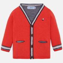 Mayoral Knitted V-Neck Cardigan 1315