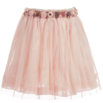 Billieblush Sequin Waist Skirt