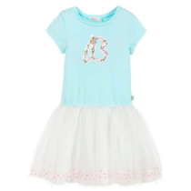 Billieblush B Sequin Print Tutu Dress