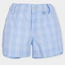 Tutto Piccolo Checked Bermuda Shorts 6323