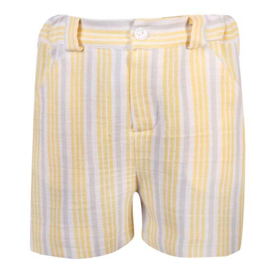 Patachou Boy Striped Shorts 2833323