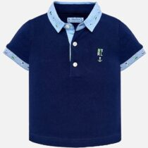 Mayoral Short Sleeved Polo Shirt 1114