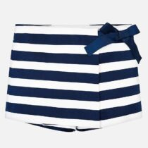 Mayoral Striped Shorts with Bow 3208