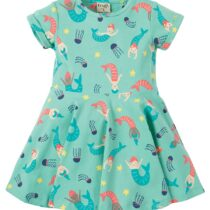 Frugi Little Spring Skater Dress