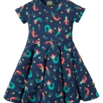 Frugi Mermaid Spring Skater Dress