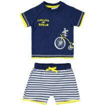 iDo Mouse Striped Short Outfit 61500