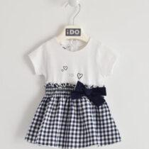 iDo Gingham Skirt Dress 63500