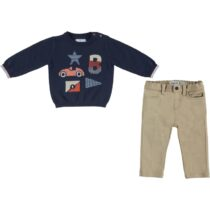 Mayoral Jumper and Trouser Set