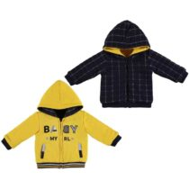 Mayoral Yellow Reversible Jacket