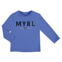 Mayoral Blue Long Sleeve Top