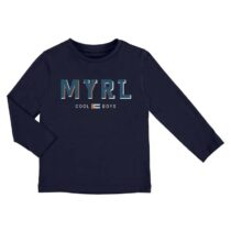Mayoral Navy Long Sleeve Top
