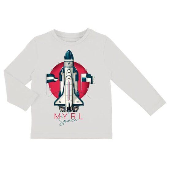 Mayoral Rocket Long Sleeve Top