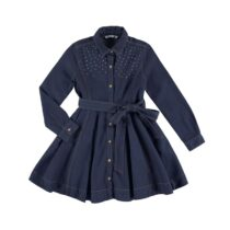 Mayoral Denim Dress