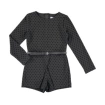 Mayoral Belted Playsuit