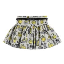 Mayoral Patterned Skirt