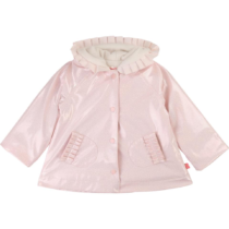 Billieblush Sparkle Raincoat