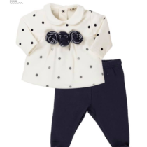 EMC Spotted Top and Legging Set