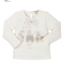 EMC Shoe Print Long Sleeve T-Shirt