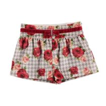 Mayoral Floral Shorts