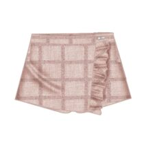 Mayoral Checked Skort