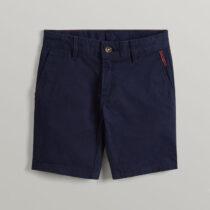 Hackett Navy chino shorts 800683