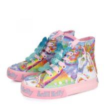 Lelli Kelly Unicorn Hi Tops- LK9090