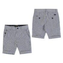 Mayoral tailored linen bermuda shorts 3253