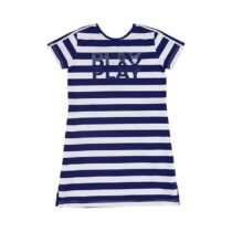 Mayoral Striped dress 6985