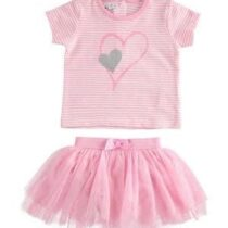 iDO Outfit with t-shirt and tulle skirt J651