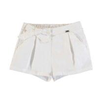 Mayoral Satin shorts 1201