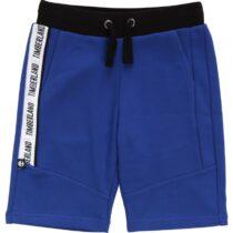 Timberland Fleece Shorts With Logo Trim